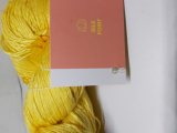 Anamika - structured mulberry silk Yellow