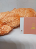 Maharaja - silk for lacework Orange