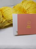 Maharaja - silk for lacework Yellow